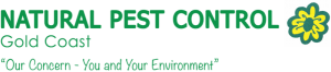 Natural Pest Control Gold Coast Logo